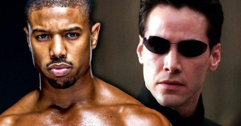 Matrix 4 Michael B Jordan reboot