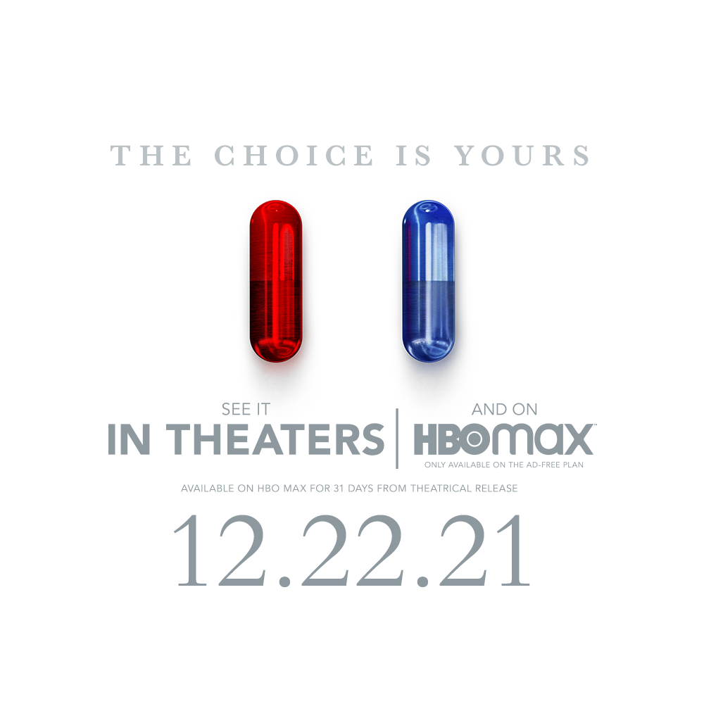 The Matrix 4 poster