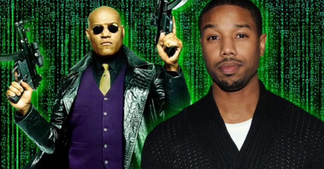 Michael B. Jordan Matrix 4
