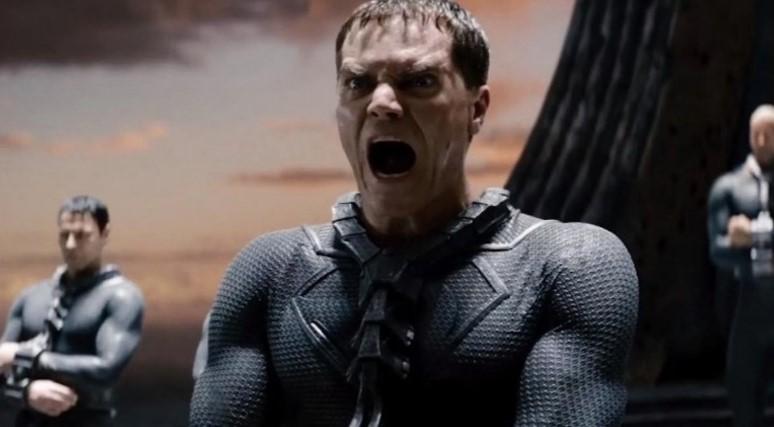 Michael Shannon Zod Superman Man of Steel