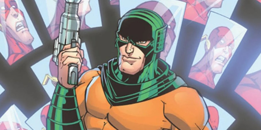 The Flash Mirror Master DC Comics