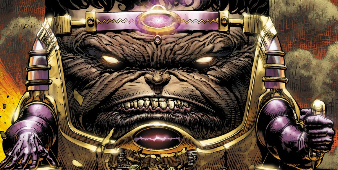 MODOK Marvel Comics