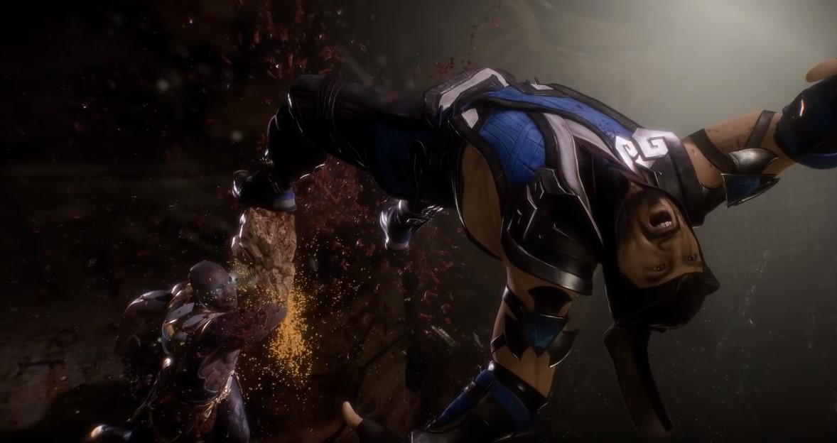 Mortal Komat 11 Geras