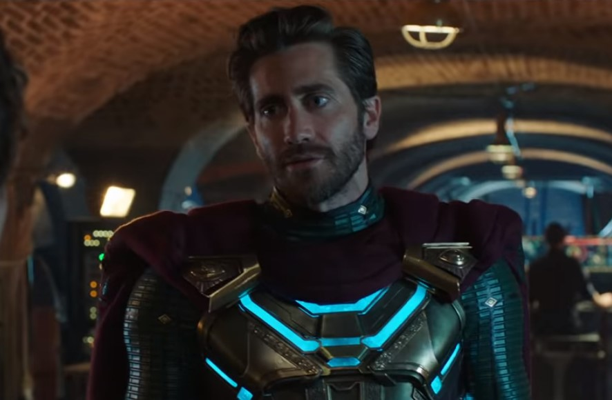 Jake Gyllenhaal Spider-Man Far From Home Mysterio