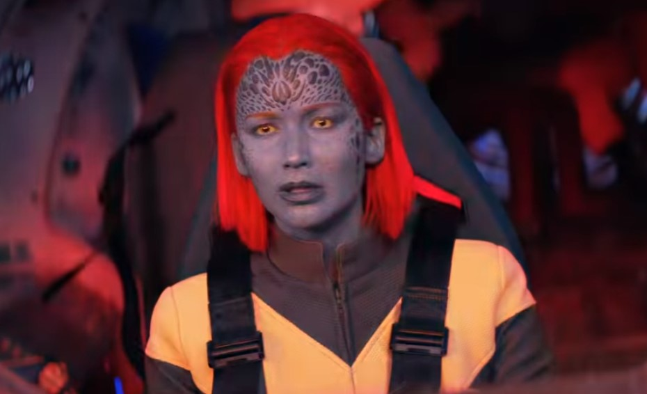 Mystique X-Men