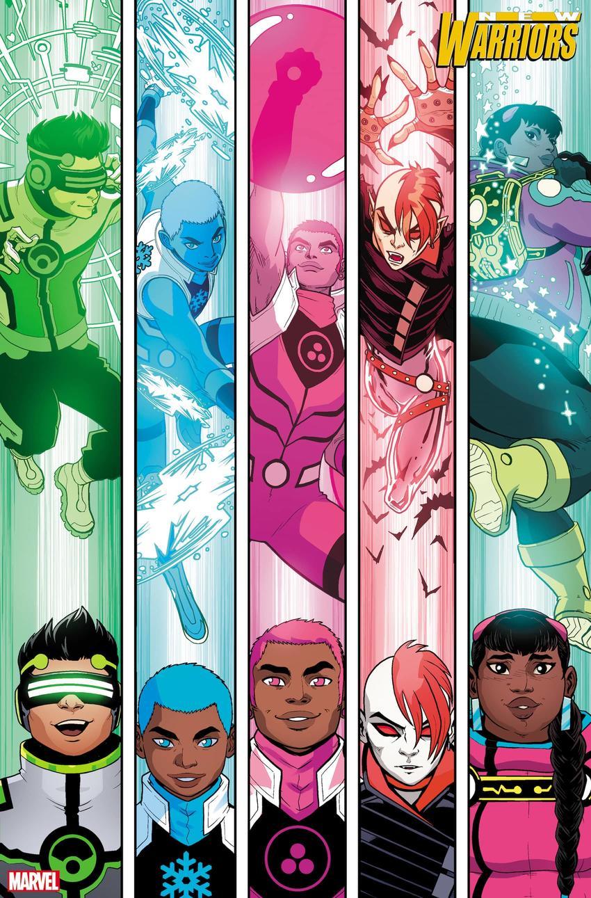 Marvel Comics New Warriors