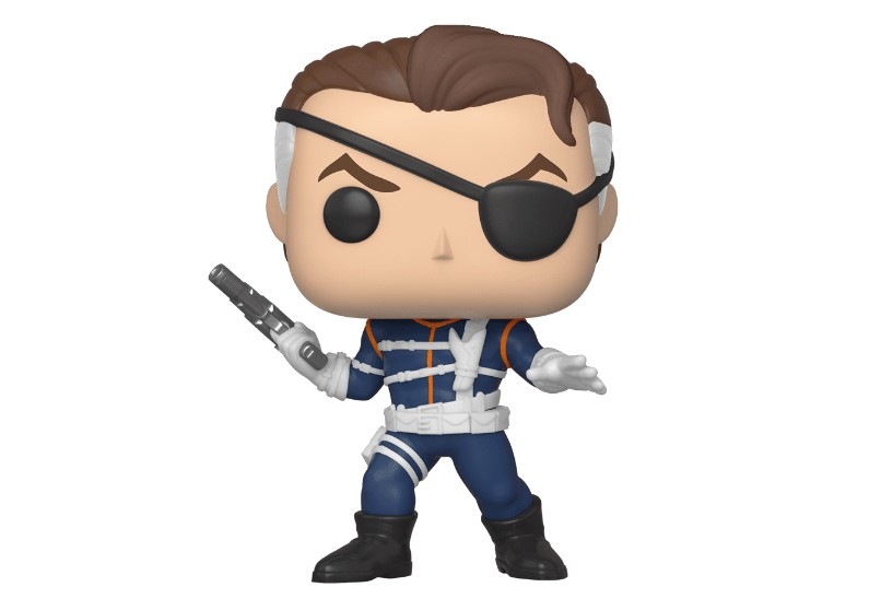 Nick Fury Funko Pop New York Comic-Con