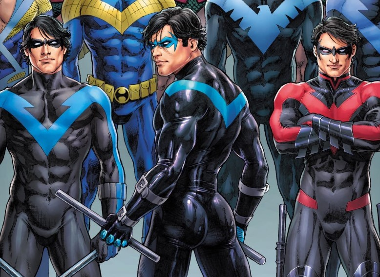 Nightwing butt