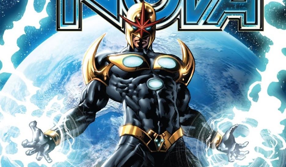 Marvel Nova Richard Rider