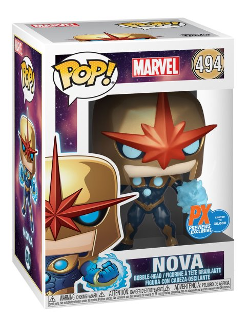 Nova Funko Pop Richard Rider