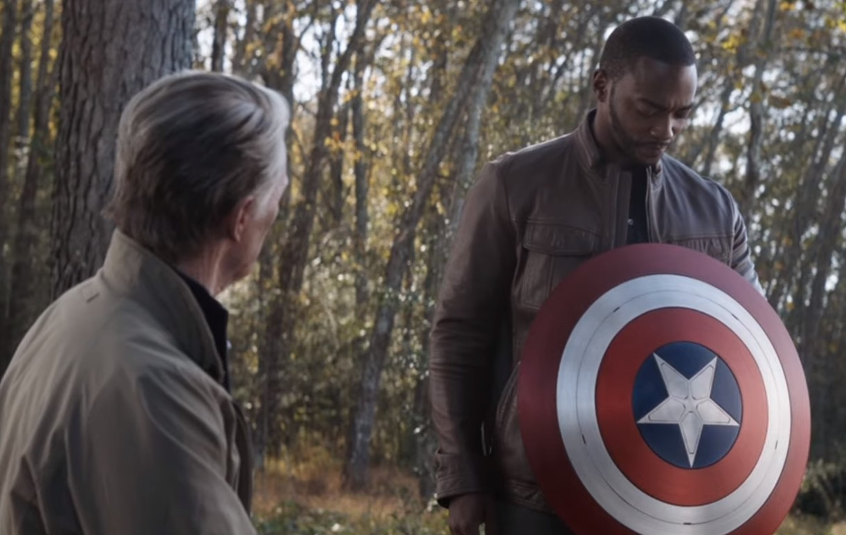 'The Falcon & The Winter Soldier' Set Pictures Leak Online
