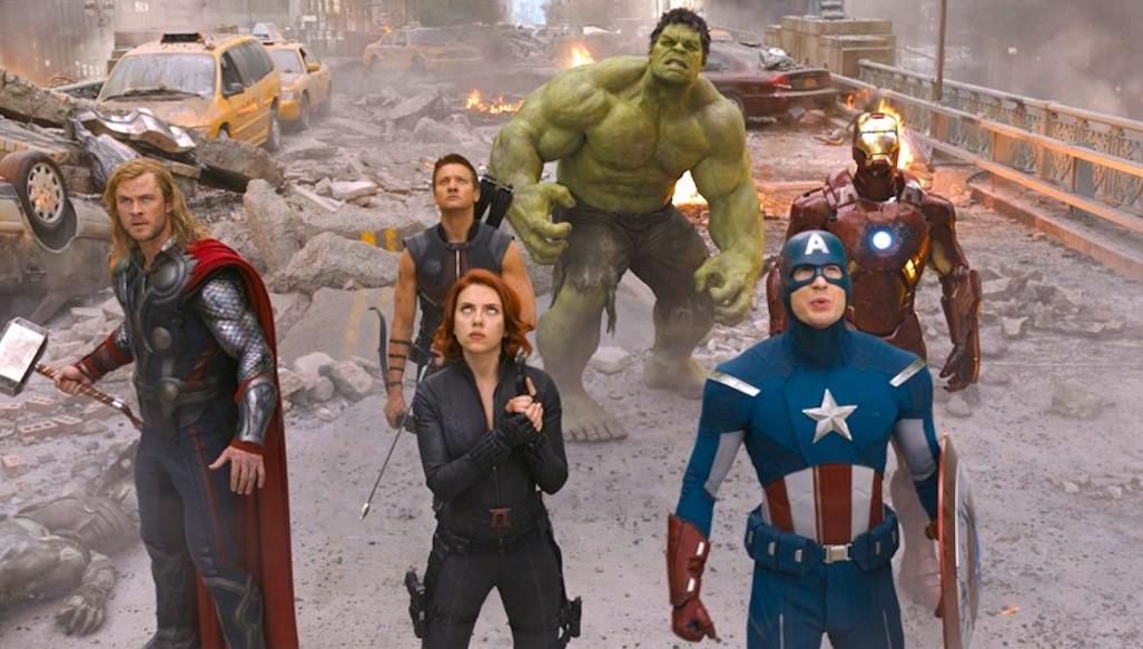 Avengers Oscars