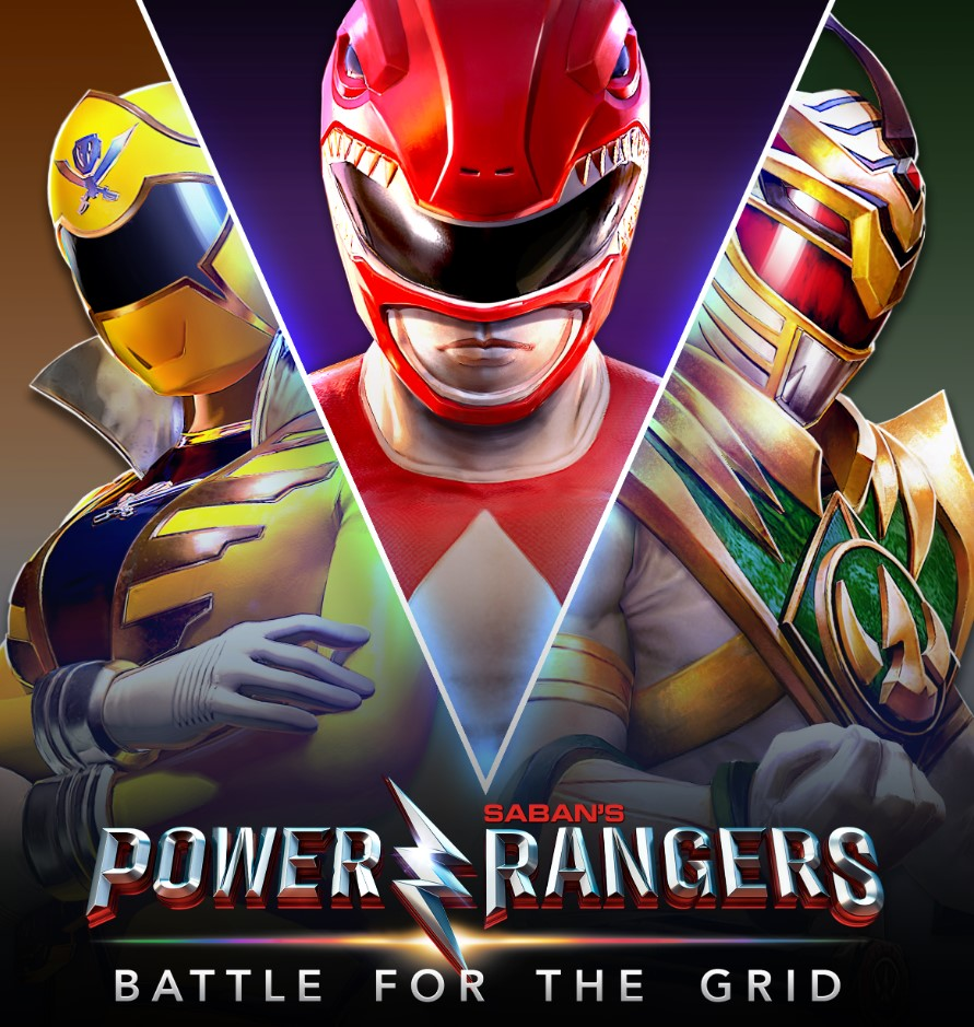 Power Rangers Video Game
