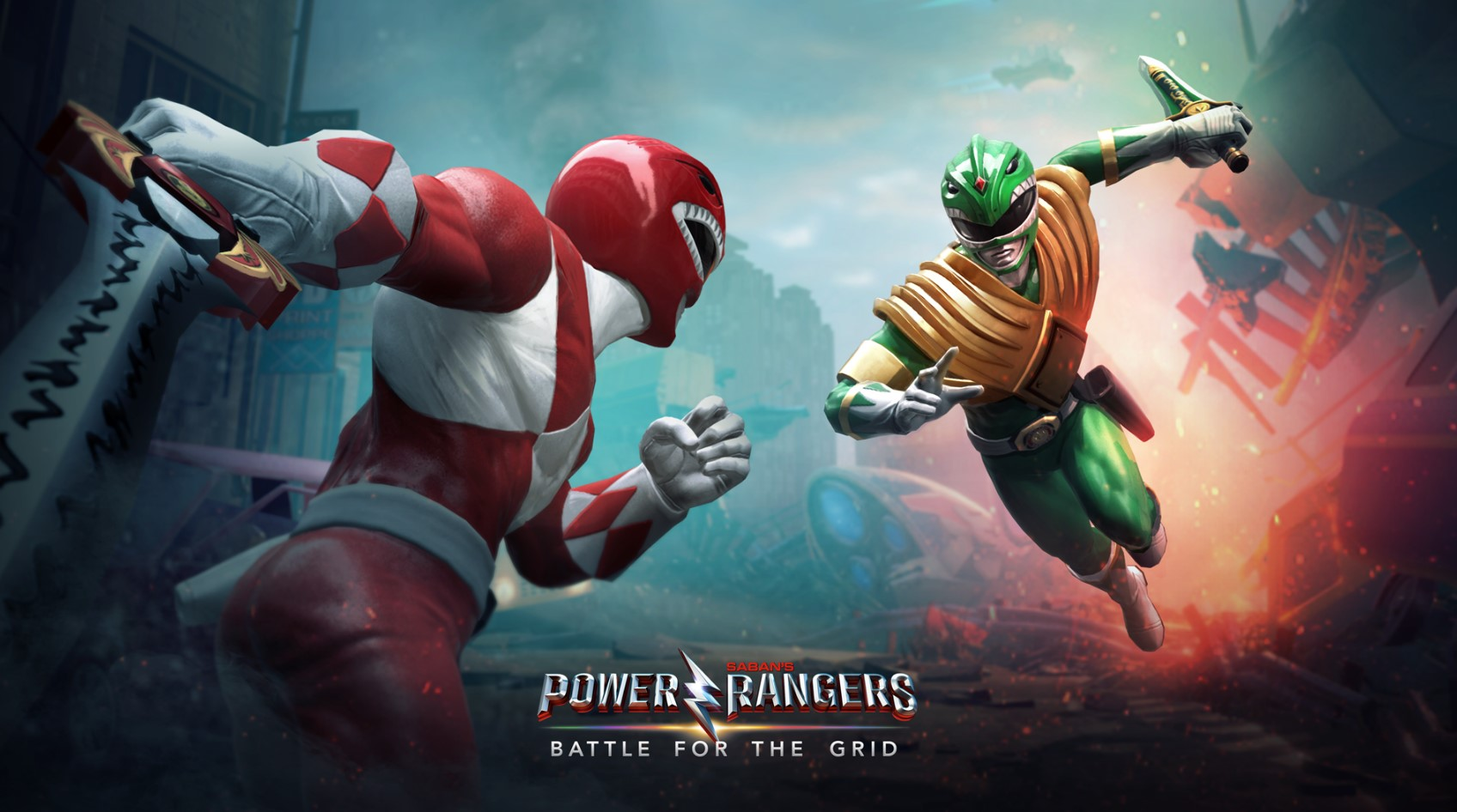 Power Rangers Video Game