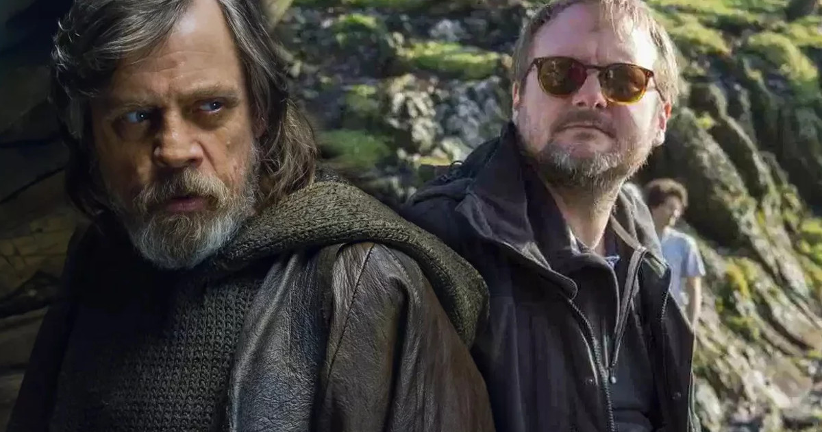 Rian Johnson Star War