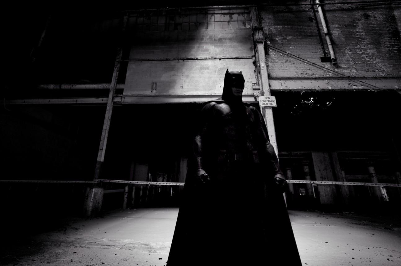 Zack Snyder Batman Richard Cetrone