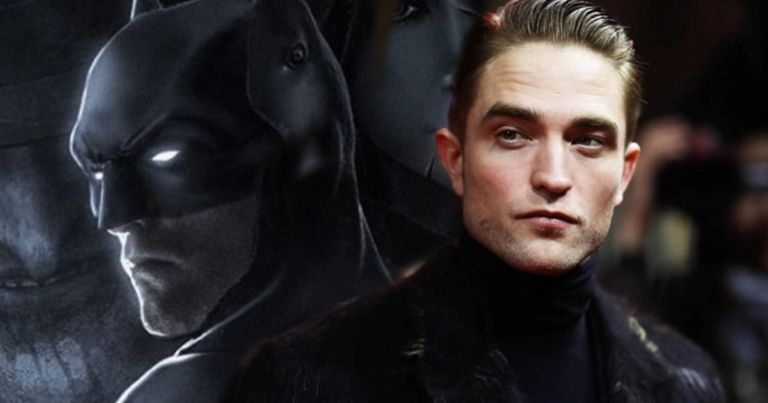 Robert Pattinson Christopher Nolan Batman