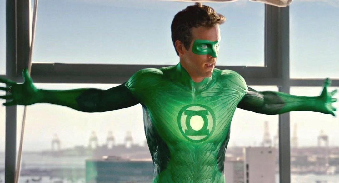 Ryan Reynolds Green Lantern movie 2011