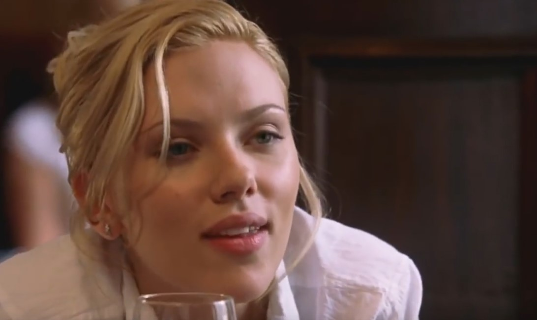 Scarlett Johansson Woody Allen Match Point