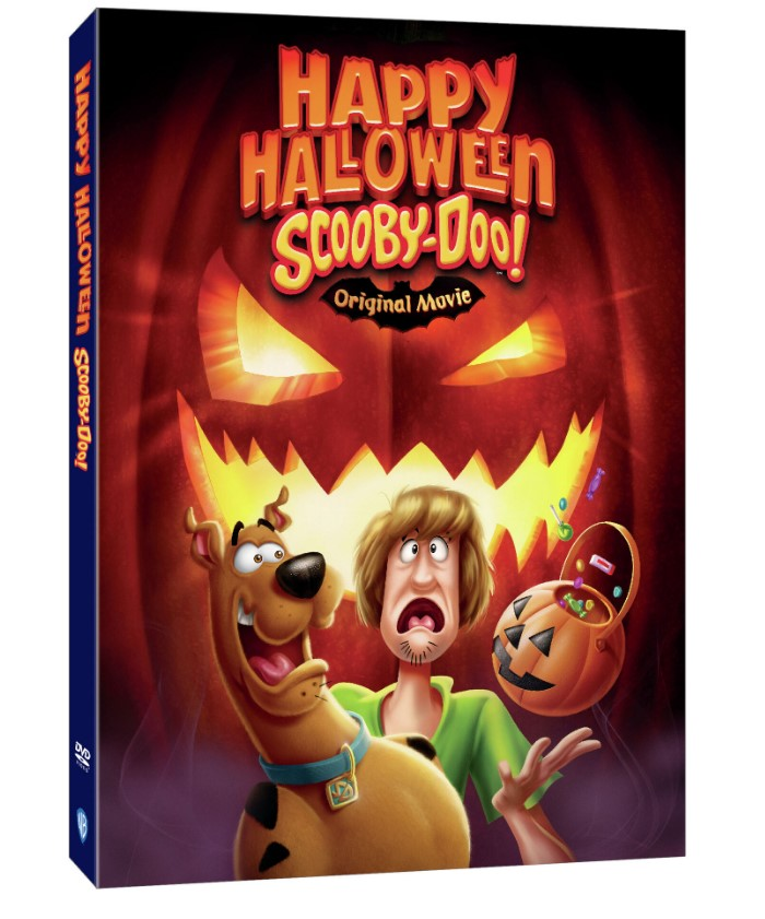 Scooby Doo Happy Halloween box art