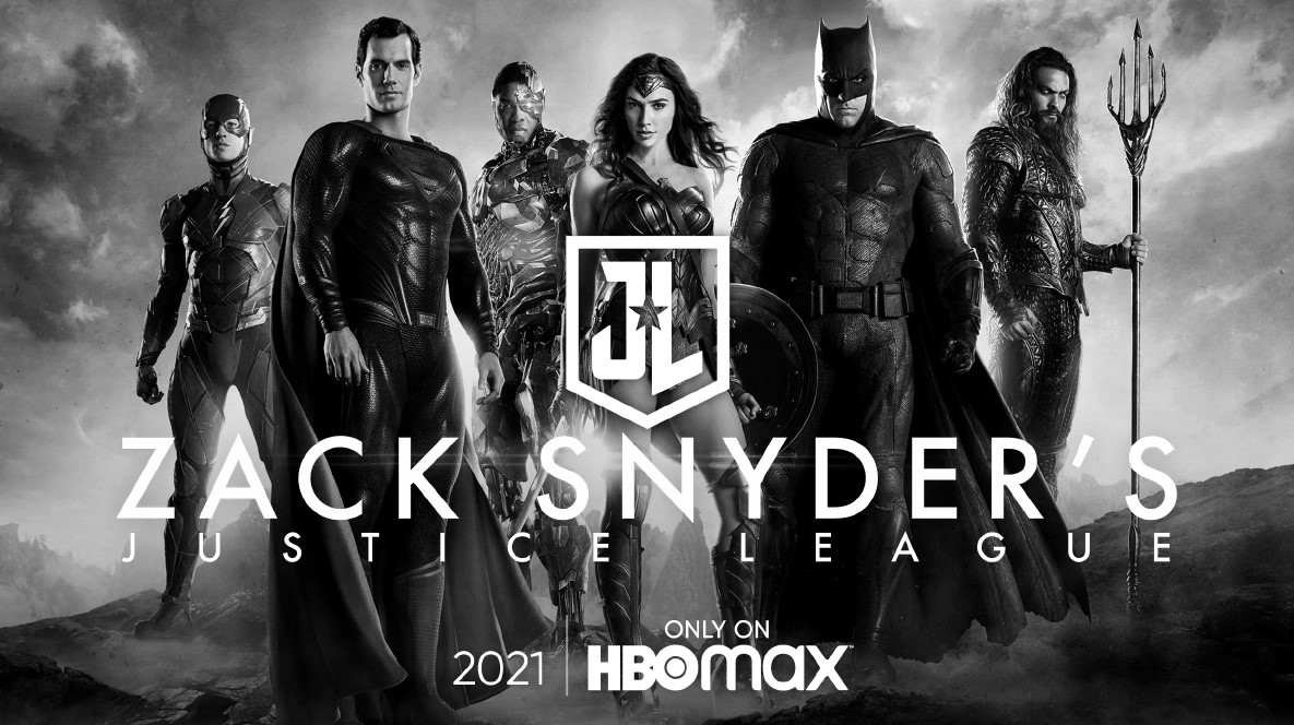 Snyder Cut HBO Max Justice League
