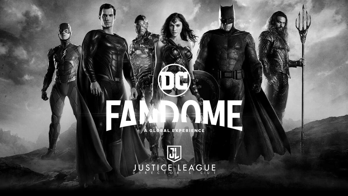 """snyder cut justice league promo image dc fandome 2 - Imágenes promocionales de la """"Liga de la Justicia"""" de Zack Snyder"""