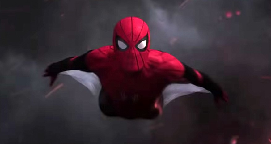 Spider-Man Tom Holland