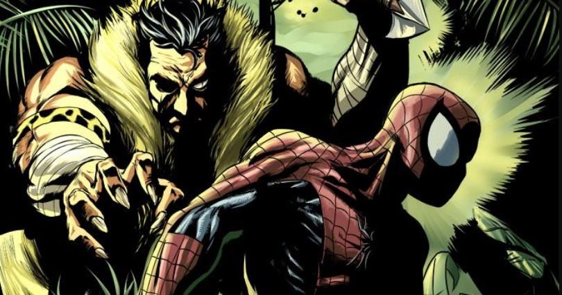 Kraven Spider-Man