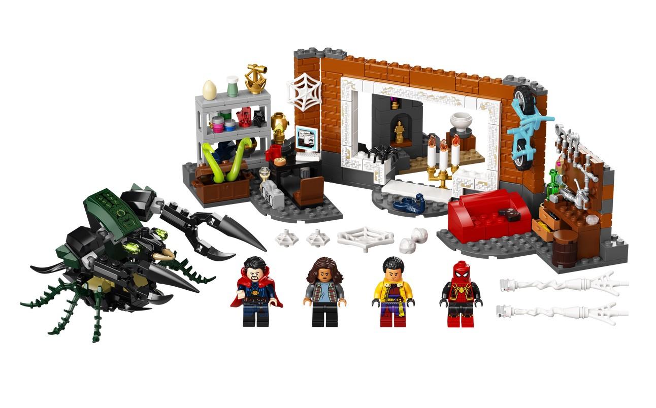 Spider-Man: No Way Home LEGO