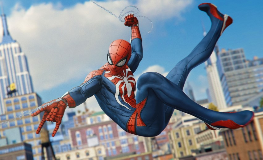 Spider-Man PS5 leaks