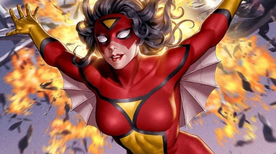 Spider-Woman Marvel Comics