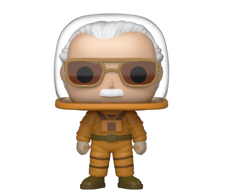 Stan Lee Watcher Guardians of the Galaxy 2 Funko Pop New York Comic-Con