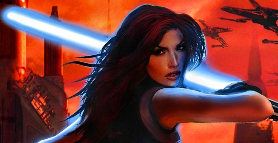 Star Wars Mara Jade