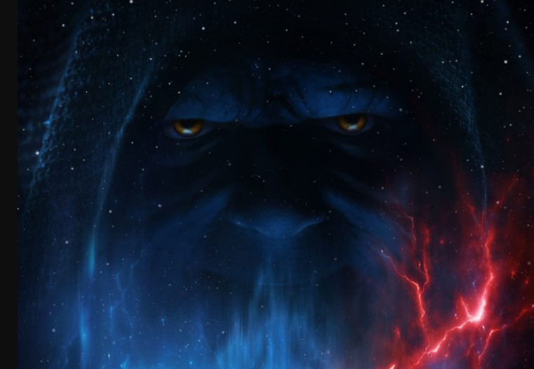 Star Wars: The Rise of Skywalker Poster Emperor Palpatine