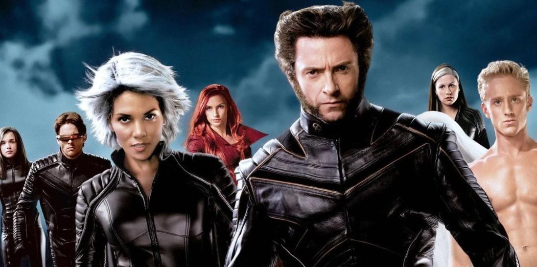 Halle Berry Storm Hugh Jackman Wolverine X-Men