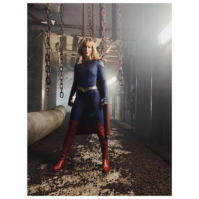 Supergirl skirt