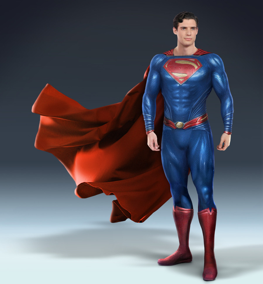 Superman David Corenswet