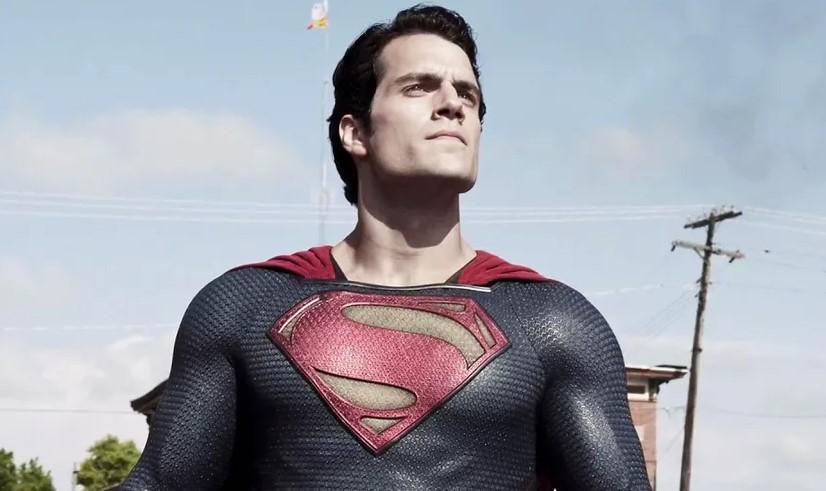 Superman Henry Cavill Man of Steel DCEU