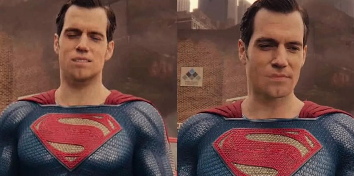 Superman Henry Cavill Mustache
