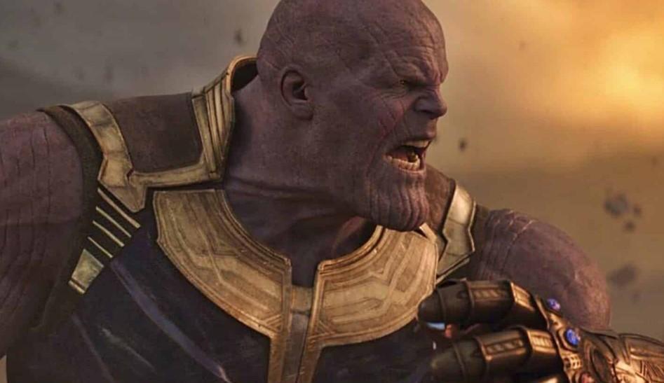 Marvel Thanos Infinity War