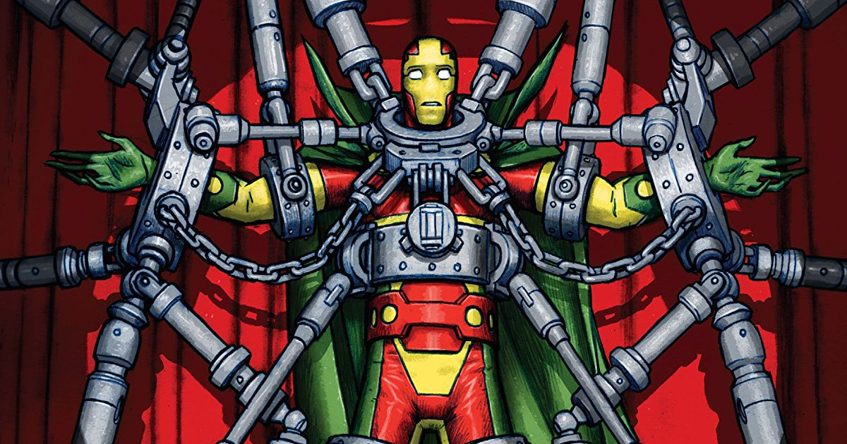 Tom King Mister Miracle Darkseid