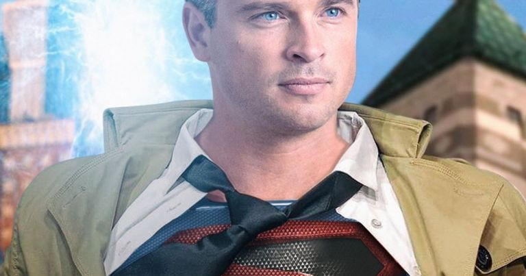 'Smallville's' Tom Welling Adds Another Superman to 'Arrowverse' Crisis