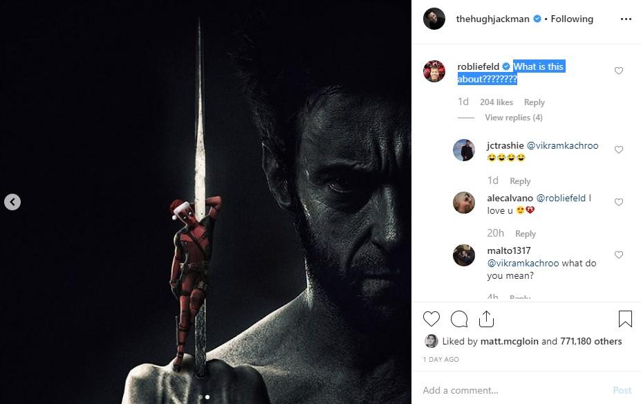 Wolverine Deadpool Hugh Jackman Ryan Reynold