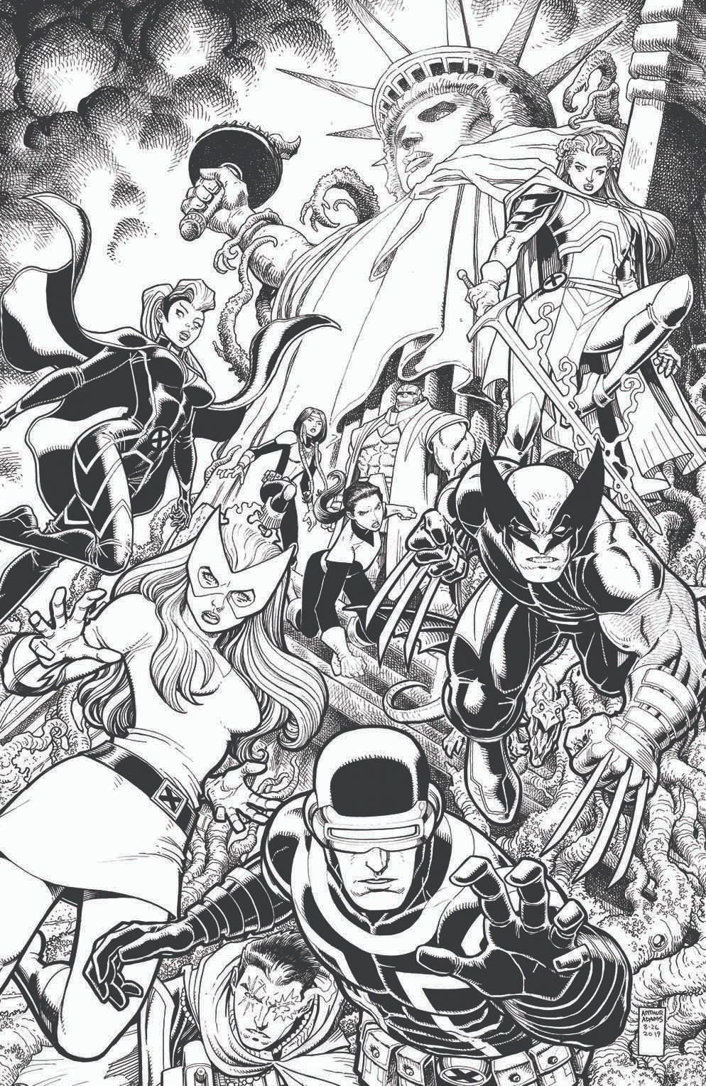 Marvel new york comic-con