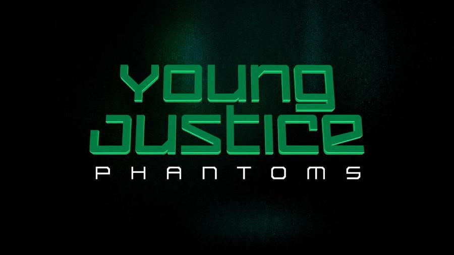 Young Justice Season 4 Phantom