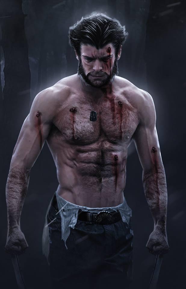 Zac Efron Wolverine