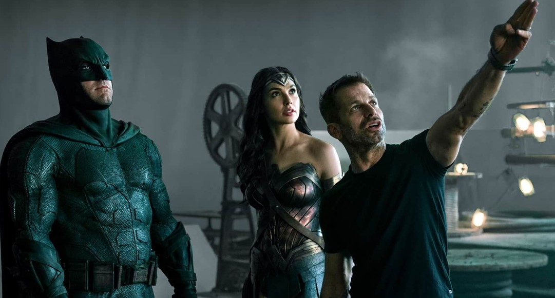 Zack Snyder Justice League five-movie arc