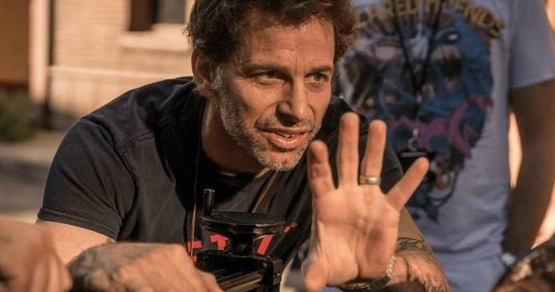 Zack Snyder DCEU
