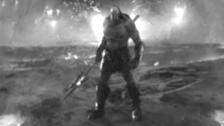 Zack Snyder Darkseid Justice League