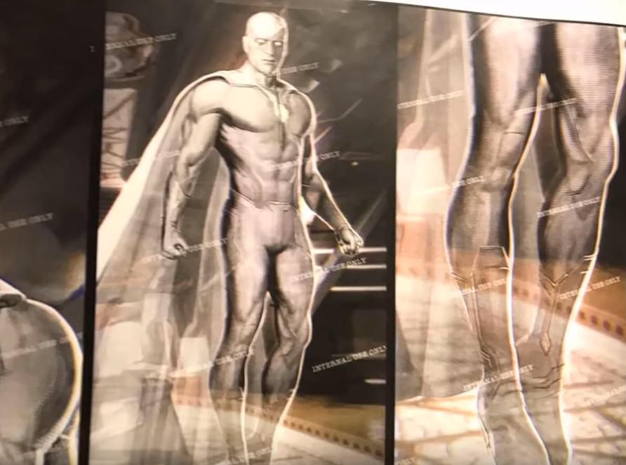 Spectral Vision Avengers 4 WandaVision